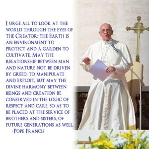 Francis, the Talking Pope...